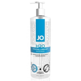 JO H2O Water-based Personal Lubricant