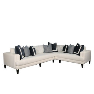 Alexis LAF Off-white 2-piece Sectional