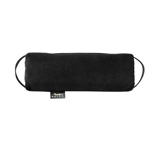 Bucky Baxter Black Polyester 15-inch x 5-inch x 2.5-inch Back Pillow