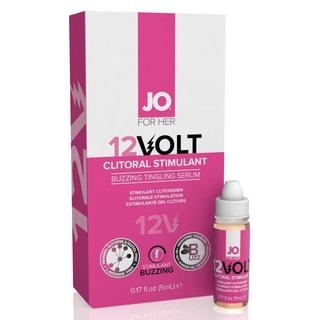 JO for Her 12 Volt 5-milliliter Clitoral Stimulant
