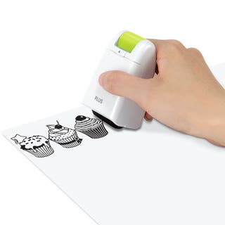 Plus Cupcakes Deco Roller|https://ak1.ostkcdn.com/images/products/12022556/P18897202.jpg?impolicy=medium
