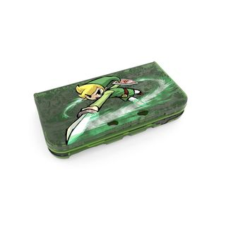 Slim Storage Armor Zelda 3DS