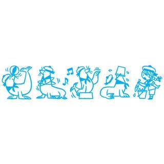 PLUS Sea Lions Mini Deco Roller|https://ak1.ostkcdn.com/images/products/12022919/P18897470.jpg?impolicy=medium