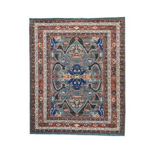 Afghan Ersari Hand-knotted Oversize Rug (12'2 x 14'10)