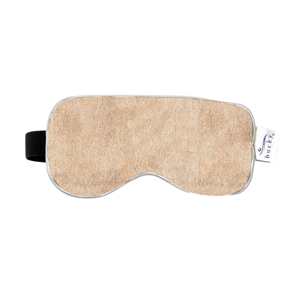 Bucky Products Spa Collection Hot/cold Therapy Eye Mask In Sand