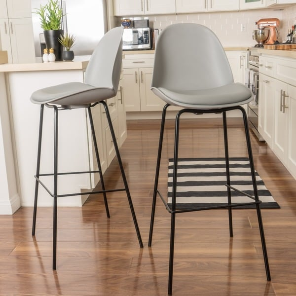 Alastair 32 Inchbarstool Set Of 2 By Christopher Knight Home