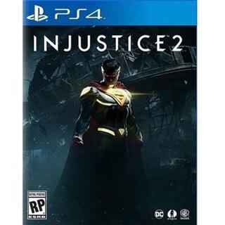 Warner Brothers 55233 Injustice 2 PS4
