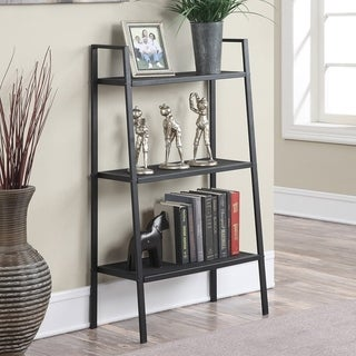 Convenience Concepts Designs2Go 8030BL Metal 23.62-inch x 11.81-inch x 40.68-inch 3-tier Metal Shelving