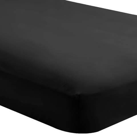 Premium Luxury Ultra-Soft Wrinkle Resistant Fitted Sheet