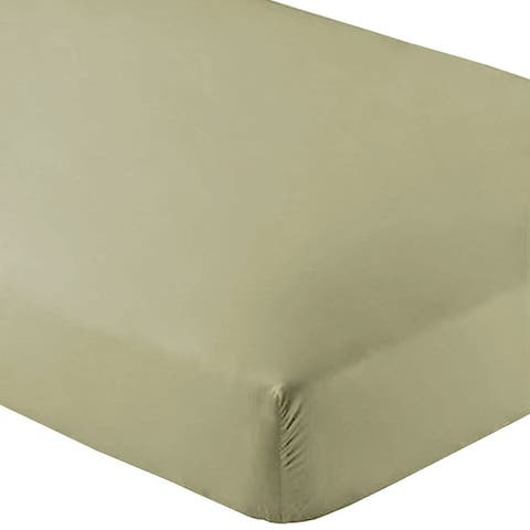 Premium Ultra-Soft Wrinkle Resistant Fitted Sheets (Pack of 2)