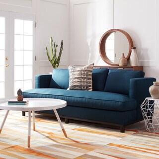 Mia Klein Azure Blue Sofa