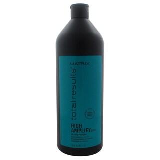 Matrix Total Results 33.8-ounce High Amplify Shampoo