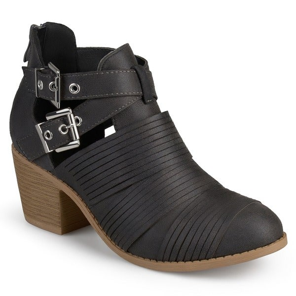 Journee Collection Tiff ... Women's Ankle Boots discount many kinds of Gq7lpoL