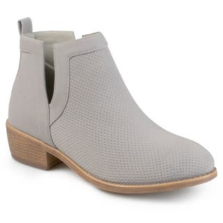 0d0a513b20340 Buy Size 8.5 Grey Women s Boots Online at Overstock