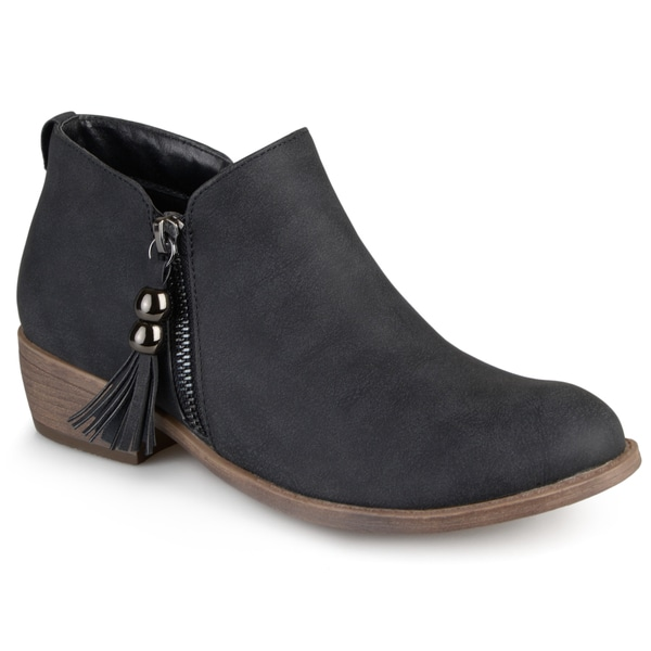 Journee Collection Kizzy ... Women's Ankle Boots OvcDwCehaW