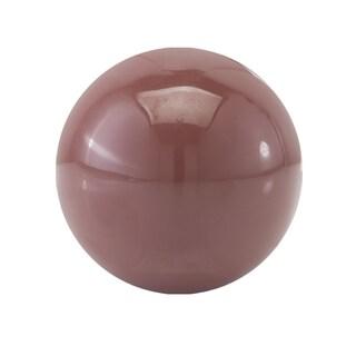 Bola Marsala 3-inch Sphere