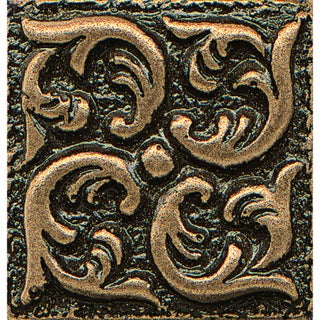 Insert Wave Bronze Metal Resin Tile (2 options available)
