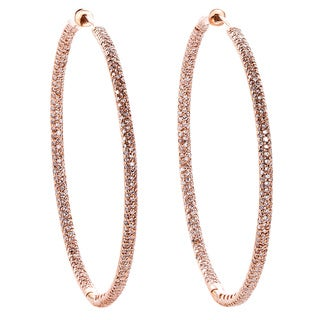 EFFY Final Call 14k Rose Gold 1 4/5ct TDW Diamond Earrings (H-I, I1-I2)