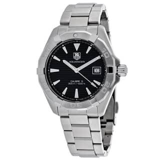 Tag Heuer Men's WAY2110.BA0928 Aquaracer Watch https://ak1.ostkcdn.com/images/products/12025502/P18899567.jpg?impolicy=medium