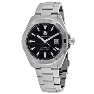 Tag Heuer Men's WAY2110.BA0928 Aquaracer Watch