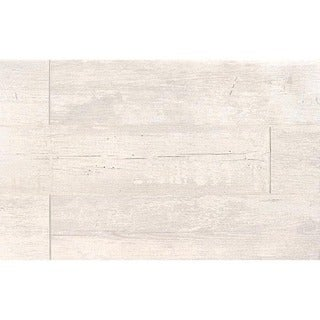 Bedrosians Grey, Tan, White Porcelain Tile (Case of 16 Tiles)