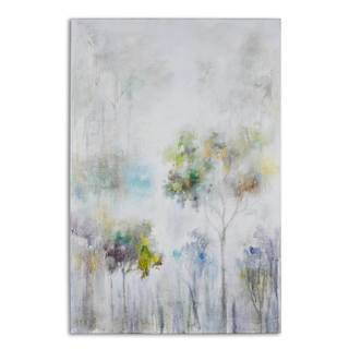 Misty Morning Canvas Art