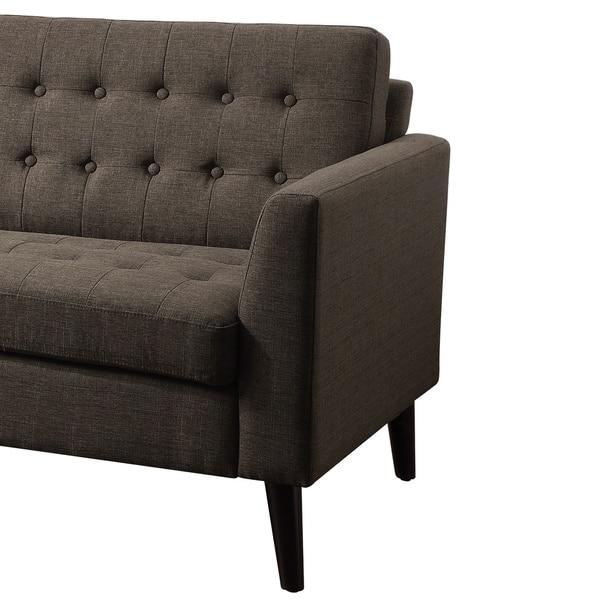 Excellent Shop Moser Bay Furniture Estrella Beige Linen Polyester Ncnpc Chair Design For Home Ncnpcorg