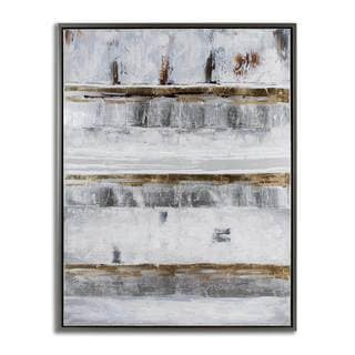 Drifting Impression Abstract Canvas Art