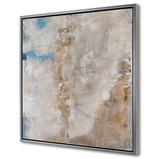 NA 'Golden Panel' Canvas Art