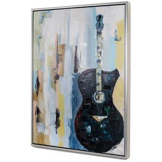 NA 'Bluebird Cafe II' Canvas Art