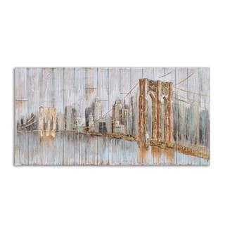 NA 'Evening Span' Canvas Art