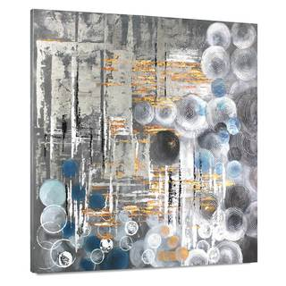 'Bubbly I' Canvas Art
