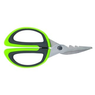 Tovolo Comfort Grip Green Stainless Steel Herb Snips