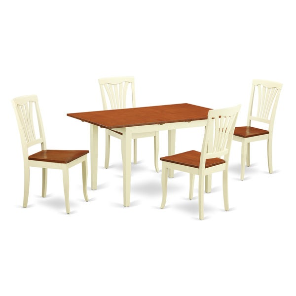 4 Dining Room Chairs For Sale: Shop 5-piece Dinette Set For 4-kitchen Table And 4 Dining