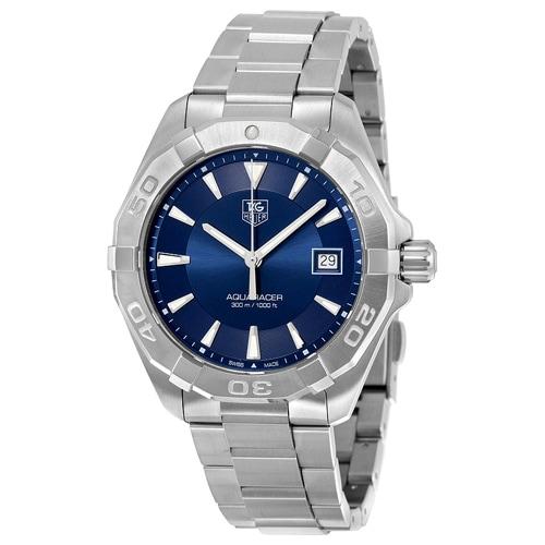 Tag Heuer Men's WAY1112.BA0928 Aquaracer Watch (Aquaracer...