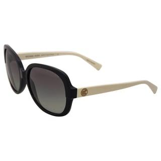 Michael Kors MK6017 Isle Of Skye - Black Off White by Michael Kors for Women - 60-15-130 mm Sunglasses