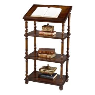 Butler Alden Plantation Cherry Library Stand