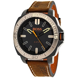 Hugo boss Men's 1513314 Orange Watch