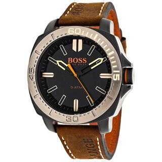 Hugo boss Men's 1513314 Orange Watch
