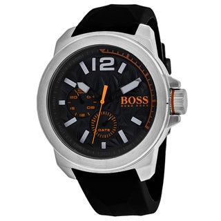 Hugo boss Men's 1513346 Orange Watch