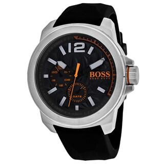 Hugo boss Men's 1513346 Orange Watch