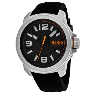 Hugo boss Men's 1513345 Orange Watch