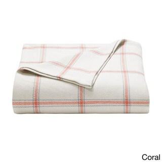 Nautica Halstead Cotton Twill Blanket