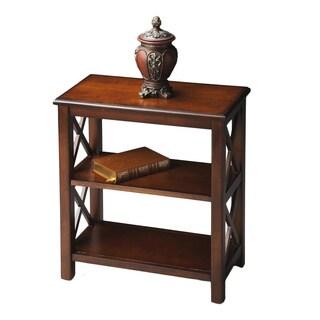 Handmade Butler Vance Plantation Cherry Bookcase (China)