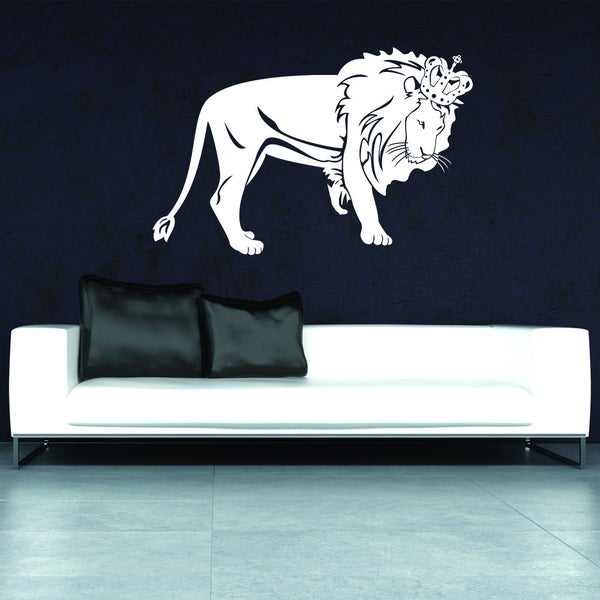 Shop Style And Apply Lion King Vinyl Art Wall Decor
