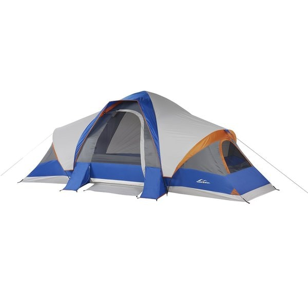 Shop Suisse Sport Wyoming 8-person 3-room Tent - Free ...