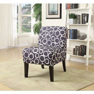 Ollano Accent Chair, Pattern Fabric