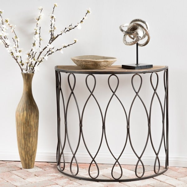 Marseille Medium Rustic Accent Table by Christopher Knight Home