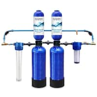 Hahn Whole Home Water Filtration System and Descaler