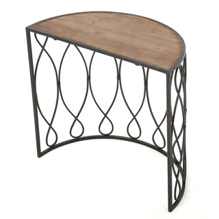 Marseille Small Rustic Accent Table by Christopher Knight Home